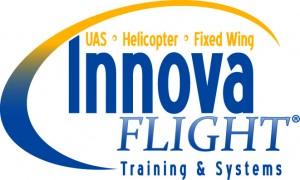 Innova Flight Logo final with R